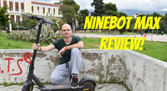 ninebot max