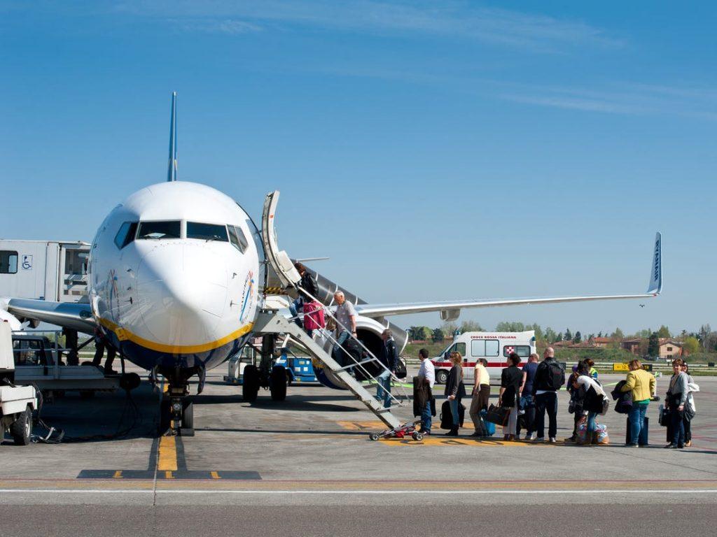 πατίνια αεροπλάνο
