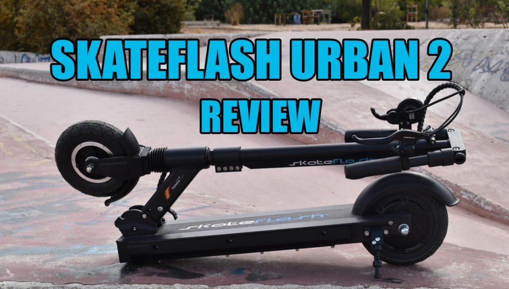 skateflash urban 2 review