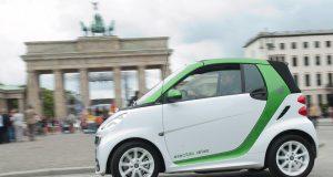 Γερμανία ηλεκτρικά αυτοκίνητα
