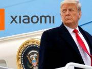 Trump Xiaomi