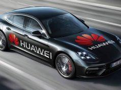 Huawei ηλεκτρικό αυτοκίνητο