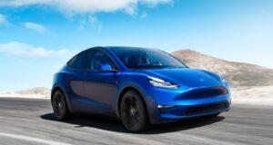 Νορβηγία Tesla Model Y
