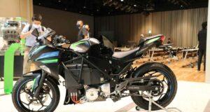 υβριδικό Kawasaki Ninja 400